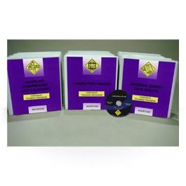 Laboratory Safety Training Twelve Part Series DVD Programs