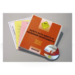 Safety Data Sheets in HAZWOPER Environments