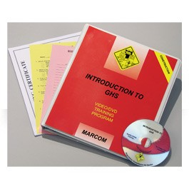 Introduction to GHS for Construction Workers DVD Program - in English or Spanish