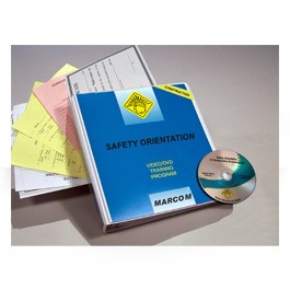 Safety Orientation in Construction Environments DVD Program - in English or Spanish