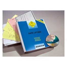 Safe Lifting in Construction Environments DVD Program - in English or Spanish