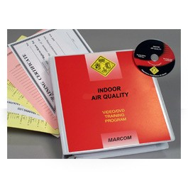 Indoor Air Quality DVD Program - in English or Spanish