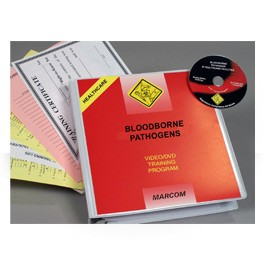 Bloodborne Pathogens in Healthcare Facilities DVD Program - in English or Spanish