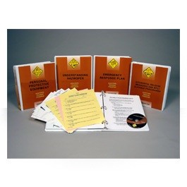HAZWOPER Emergency Response: Operations DVD Package - in English and Spanish