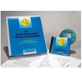 I2P2 Injury and Illness Prevention Programs Interactive CD-Rom Course — in English or Spanish