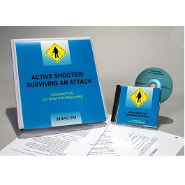 Active Shooter: Surviving an Attack Interactive CD-Rom Course