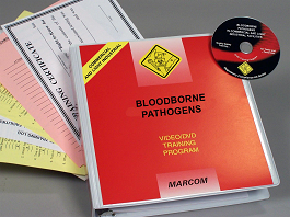 Bloodborne Pathogens in Commercial and Light Industrial Facilities DVD Program - in English or Spanish