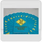 Safety Housekeeping & Accident Prevention Employee Booklet
