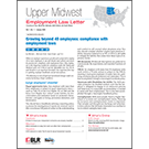 Upper Midwest Employment Law Letter