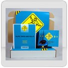 Slips, Trips & Falls Safety Meeting Kit