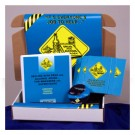 Dealing with Drug and Alcohol Abuse for Managers and Supervisors Safety Meeting Kit - in English or Spanish