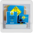 Safety Showers & Eye Washes Safety Meeting Kit - in English or Spanish