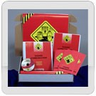 Hazard Communication in Industrial Facilities Regulatory Compliance Kit - in English or Spanish