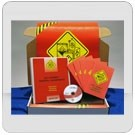 DOT HAZMAT General Awareness Regulatory Compliance Kit - in English or Spanish