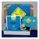 Driving Safety: The Basics Safety Meeting Kit - in English or Spanish