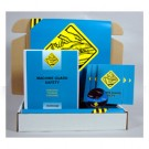 Machine Guard Safety Safety Meeting Kit - in English or Spanish