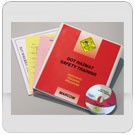 DOT HAZMAT Safety Training DVD Program - in English or Spanish