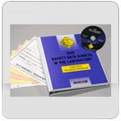 GHS Safety Data Sheets in the Laboratory DVD Program - in English or Spanish