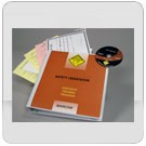 HAZWOPER Safety Orientation DVD Program - in English or Spanish