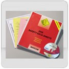 GHS Safety Data Sheets... in Construction Environments DVD Program - in English or Spanish