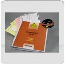 HAZWOPER Confined Space Entry DVD Program - in English or Spanish