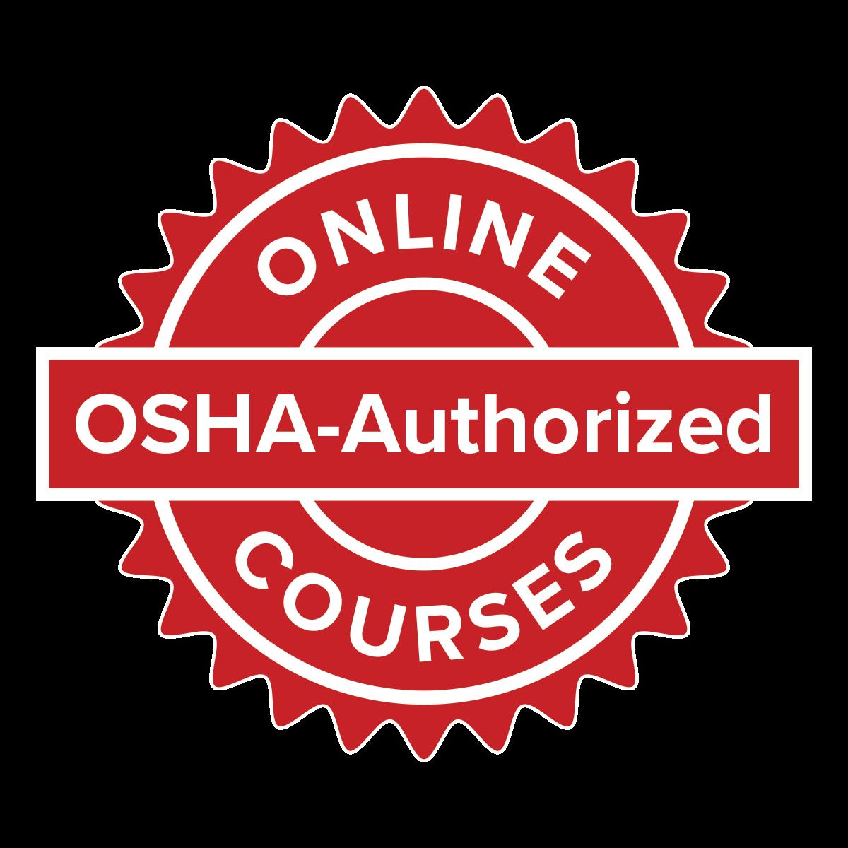 OSHA-Authorized 10-Hour Online Training