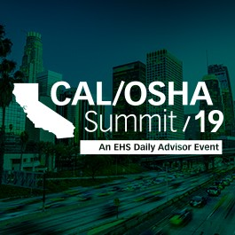 This master class is being offered as a pre-conference workshop to CalOSHA 2019. Register for the full event here!https://store.blr.com/cal-osha-summit